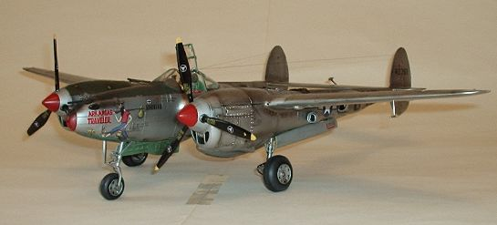 Revell 1 32 P 38j Large Scale Planes