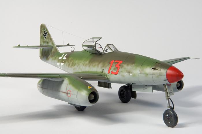 Trumpeter 1  32 Messerschmitt Me 262