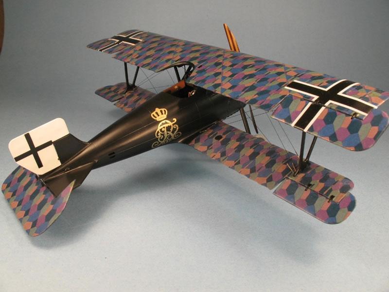 Roden 1/32 Siemens Schuckert D.III | Large Scale Planes