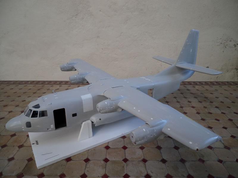 AERS - Pó de Balsa • Ver Tópico - Cessna 140 Mockup