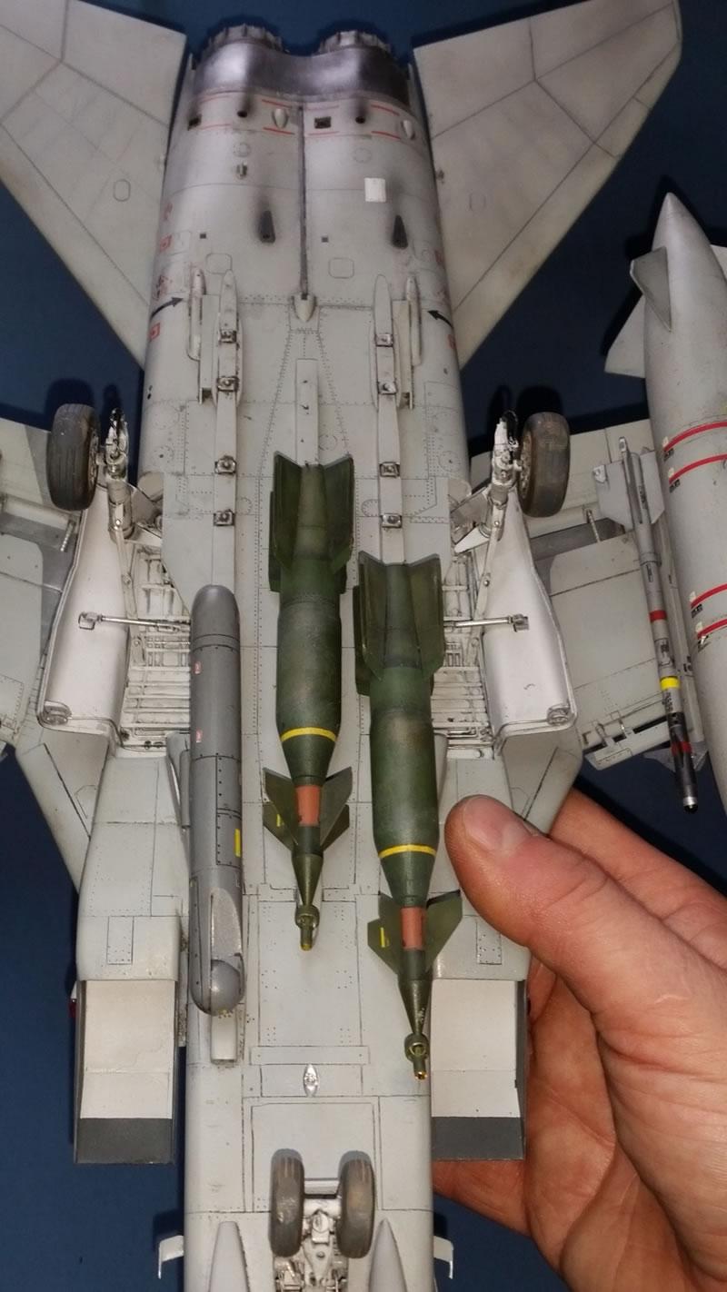 Aircraft Seats: Revell 1/32 Tornado GR4