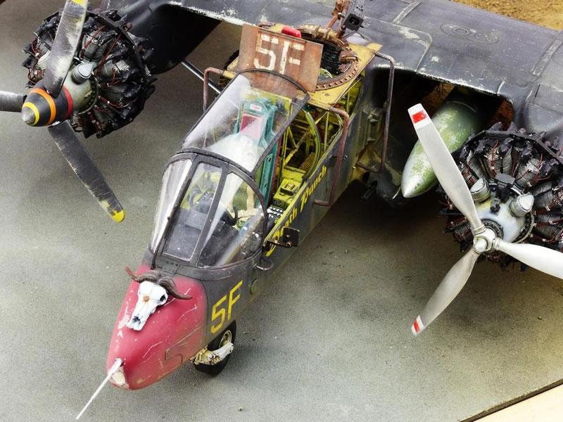 Kitty Hawk 1  32 Post Apocalyptic Ov