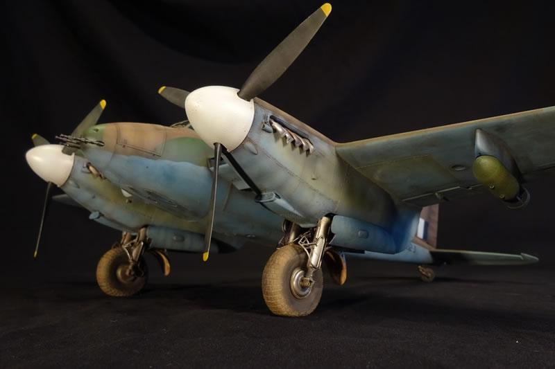 Tamiya 1  32 D H 98 Mosquito