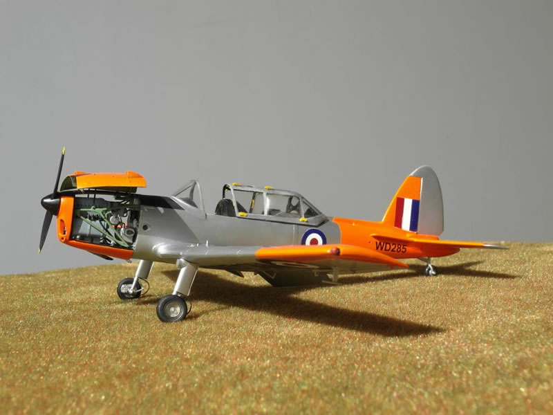 Robin Koh 1 32 De Havilland Dhc 1 Chipmunk Large Scale